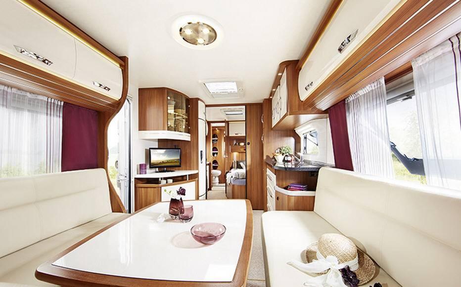Hobby PREMIUM 610-UL - Interior