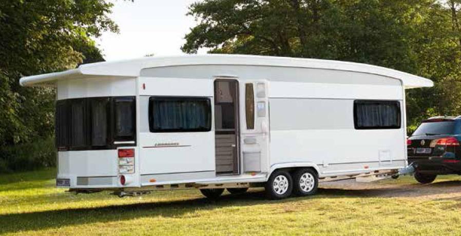 Hobby LANDHAUS 770-CL - Exterior