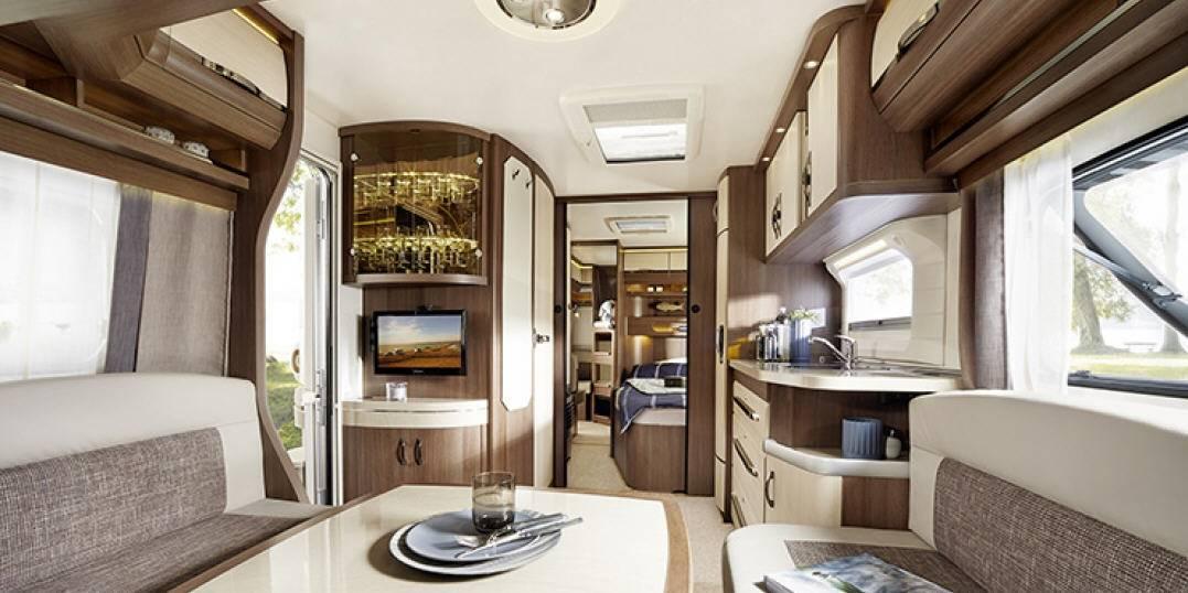 Hobby Prestige 650-KFU - Interior