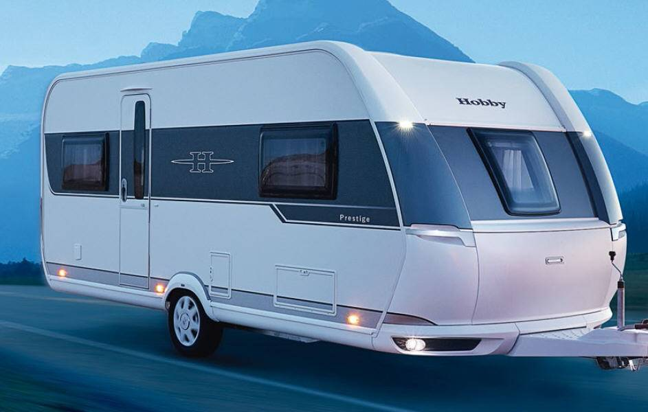 Hobby Prestige 720-UKFE - Exterior