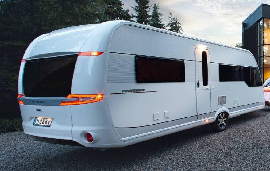 Hobby Premium 650 UFF - Exterior