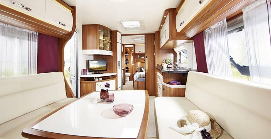 Hobby Premium 660 WFU - Interior