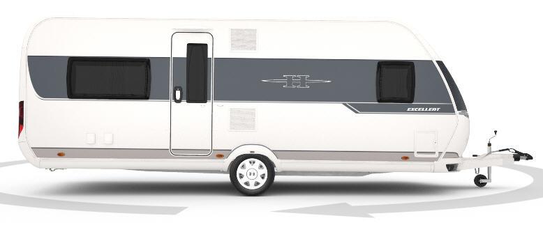 Hobby EXCELLENT 460 UFE - Exterior