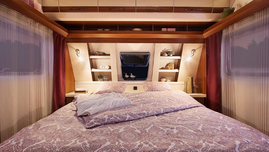Hobby EXCELLENT 540 UFF - Interior