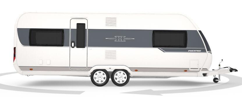 Hobby PRESTIGE 560 WLU - Exterior