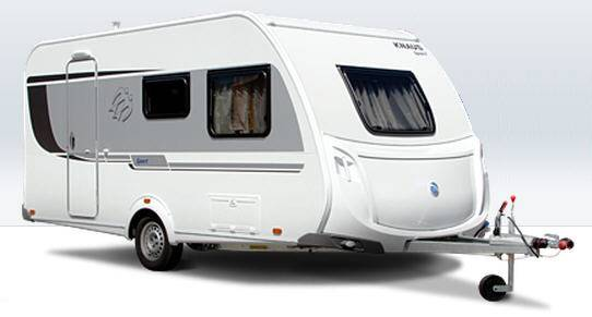Knaus KNAUS Sport SP 450 FS - Exterior