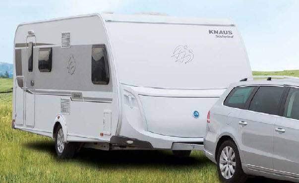 Knaus KNAUS Südwind SW 500 EU - Exterior