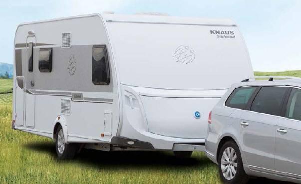 Knaus KNAUS Südwind SW 580 QS - Exterior