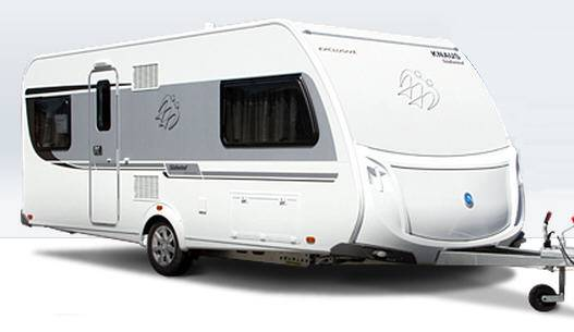 Knaus KNAUS Südwind Exclusive SW Exclusive 750 UKF - Exterior