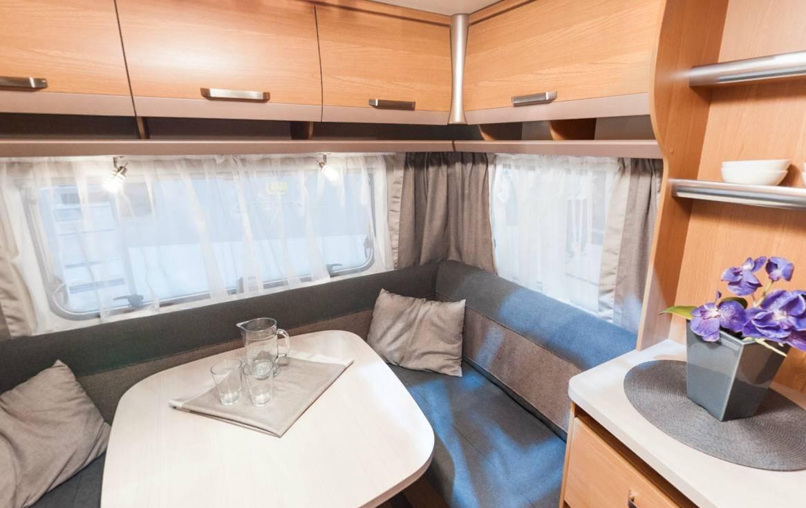Knaus Sport SP 460 EU - Interior