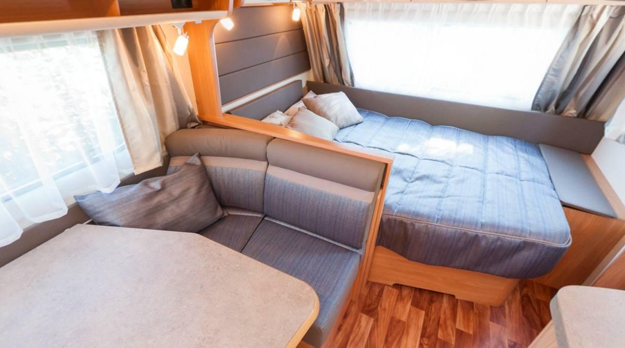 Knaus Südwind SW 580 QS - Interior