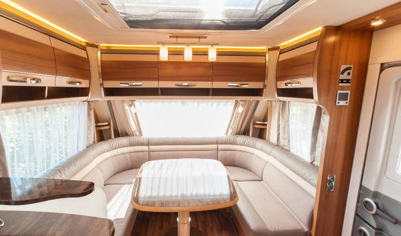 Knaus Südwind Exclusive SW Exlusive 650 UDF - Interior