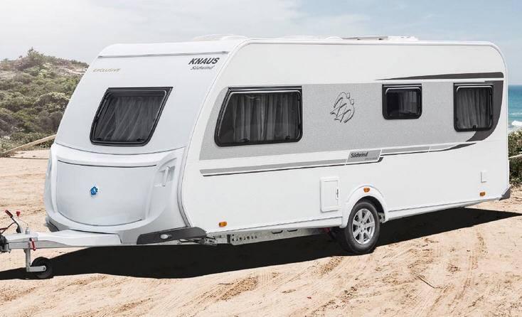 Knaus Südwind Exclusive SW Exlusive 750 UKF - Exterior