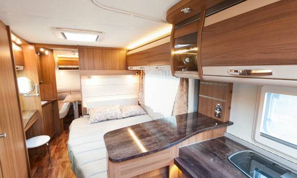 Knaus Südwind Exclusive SW Exlusive 750 UKF - Interior