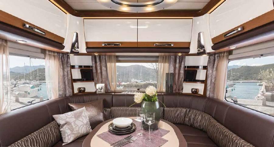 Knaus Eurostar Eurostar 500 EU 2,5 - Interior