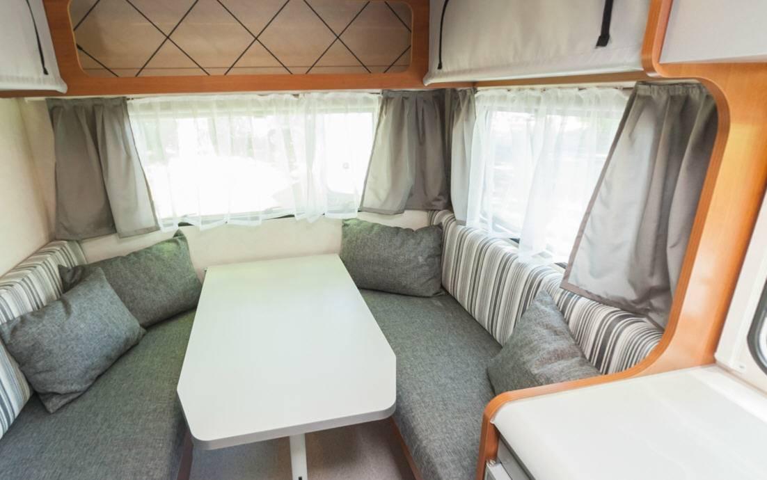 Knaus Deseo 400 variante 1 (LKK) - Interior