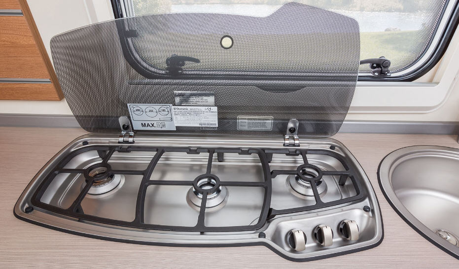 Knaus SPORT SP 420 QD - Interior