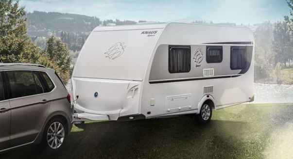 Knaus SPORT SP 580 QS - Exterior