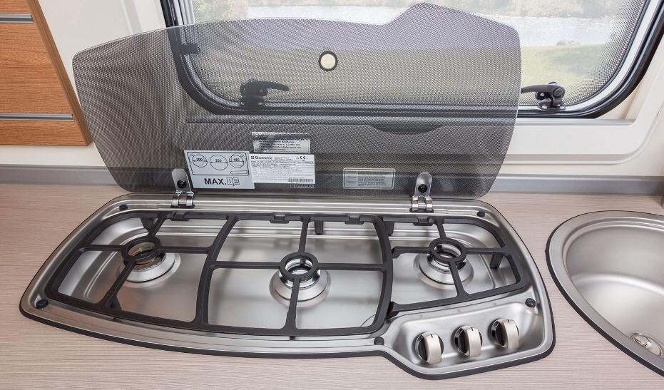 Knaus SPORT SP 580 QS - Interior