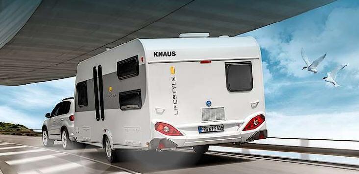 Knaus SPORT SP LIFESTYLE 550 LK - Exterior