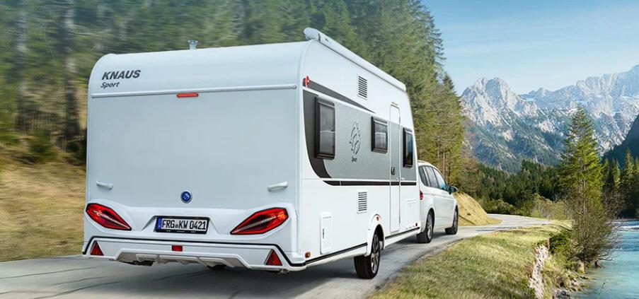 Knaus SPORT 400 LK - Exterior