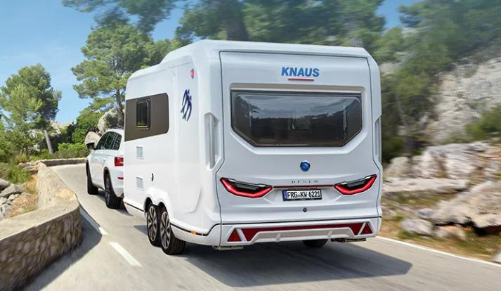 Knaus DESEO 400 TR - Exterior