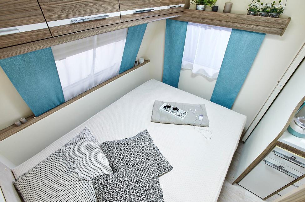 La Mancelle ELEGANCE 400 CB2 - Interior