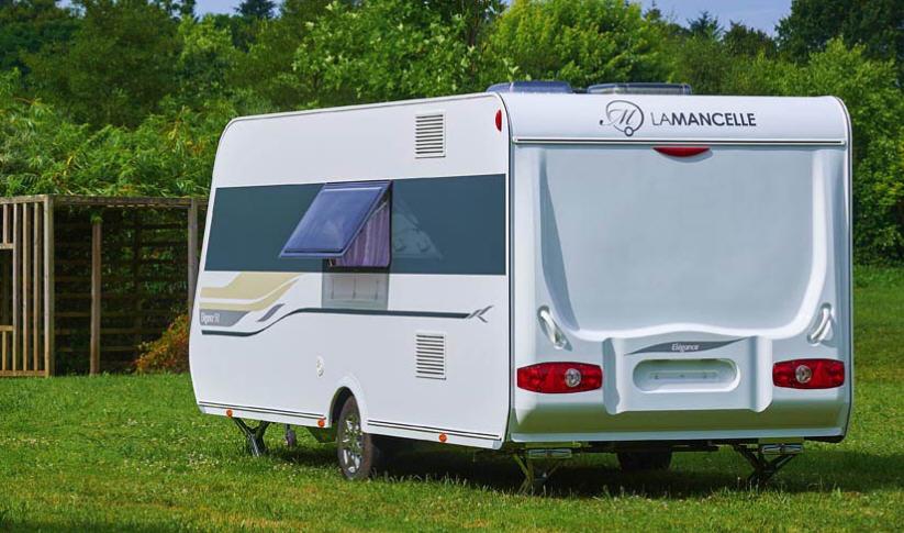 La Mancelle ELEGANCE 550 CB - Exterior