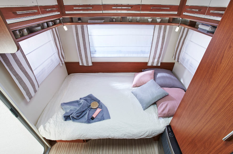 La Mancelle EXCELLENCE 550 SA - Interior