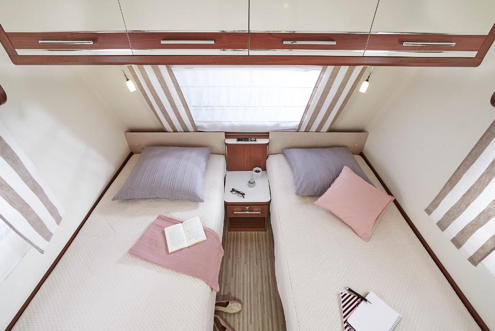La Mancelle EXCELLENCE 550 CT - Interior