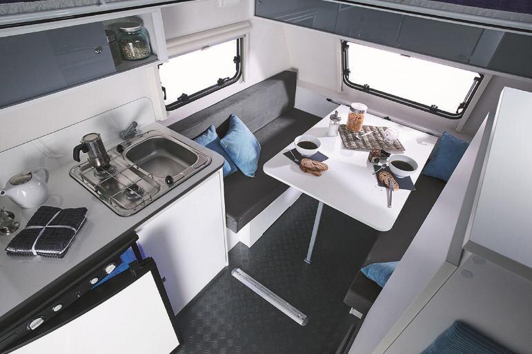 Silver MINI SILVER 270 - Interior