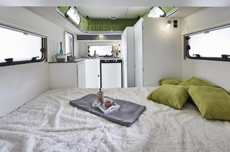 Silver MINI SILVER 290 - Interior