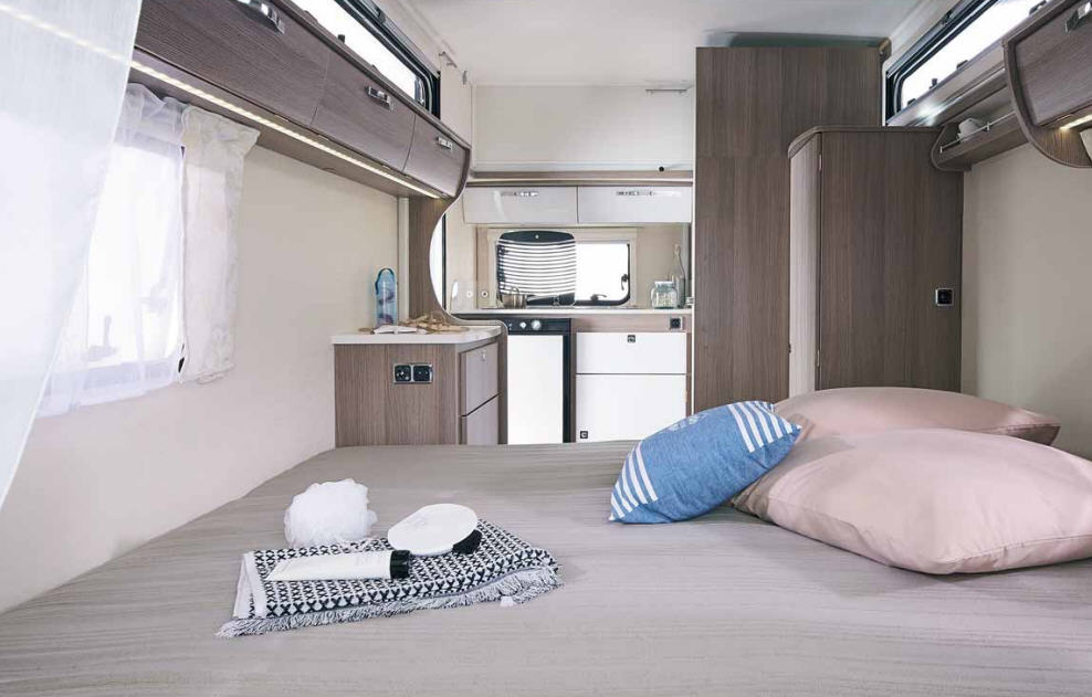 Silver SILVER TREND 310 - Interior
