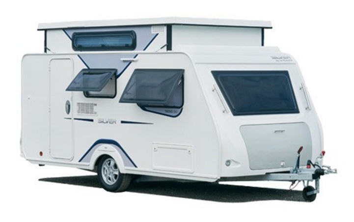 Silver SILVER TREND 310 TDL - Exterior