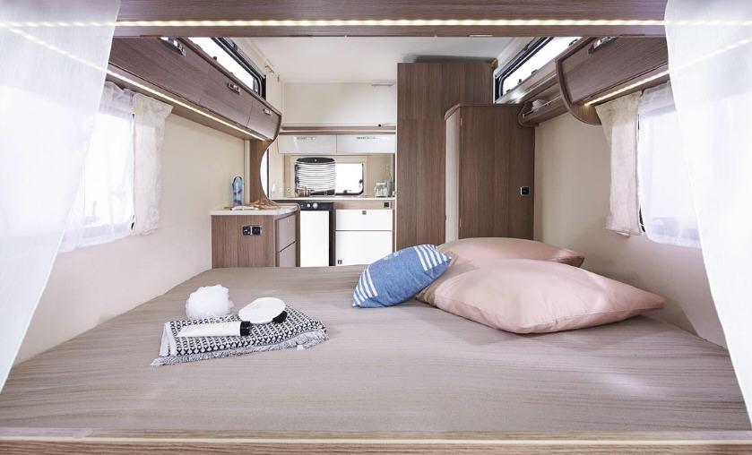 Silver SILVER TREND 380 TDE - Interior