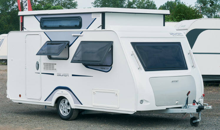 Silver SILVER TREND 380 CP - Exterior
