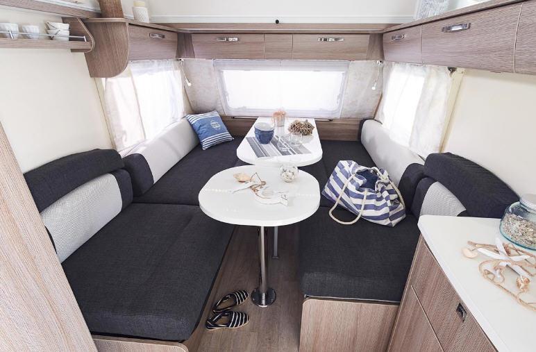 Silver SILVER TREND 380 CP - Interior