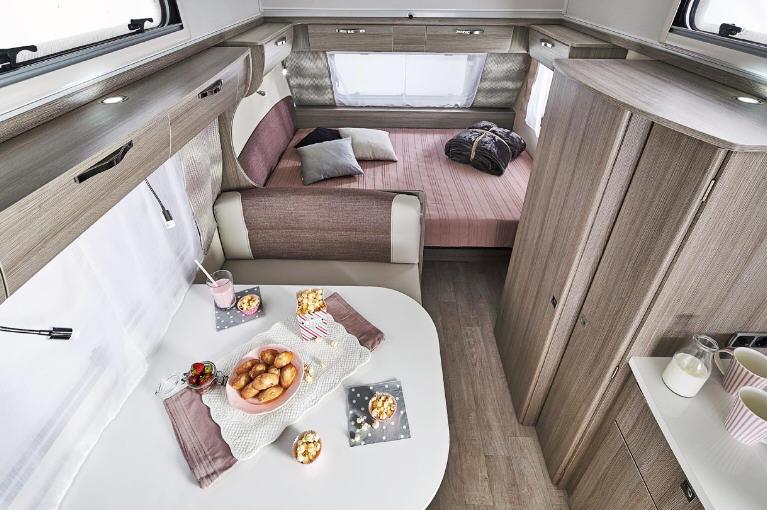 Silver SILVER TREND 420 CP - Interior