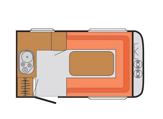 S-Light Njoy C-34-D - Plano - Distribución