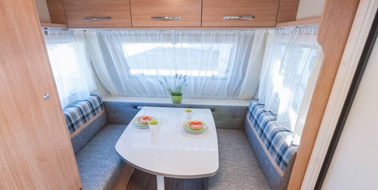 Sunlight njoy C 46 V - Interior