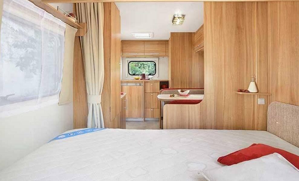Sterckeman STARLETT 420 CP - Interior