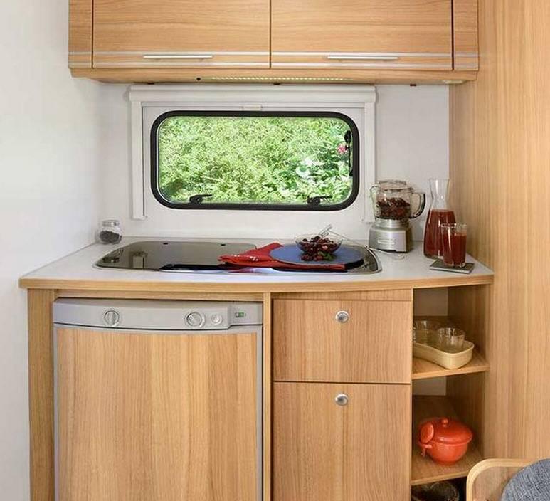 Sterckeman STARLETT 450 CP - Interior