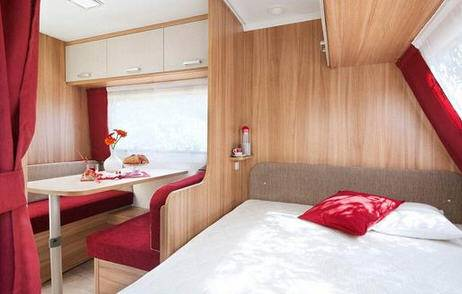 Sterckeman Starlett 470 PE - Interior
