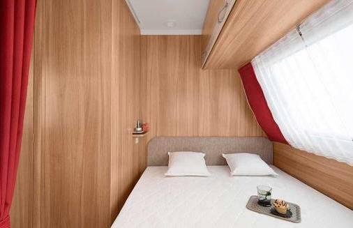 Sterckeman Starlett Comfort 420 CP - Interior