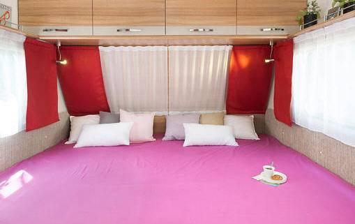 Sterckeman Starlett Comfort 450 CP - Interior