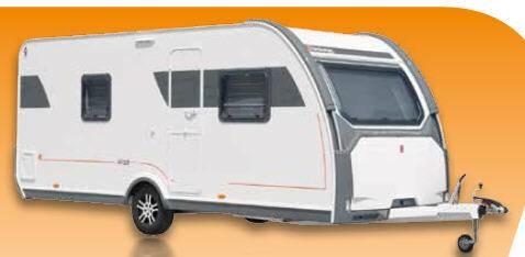 Sterckeman Alize 550 PE - Exterior