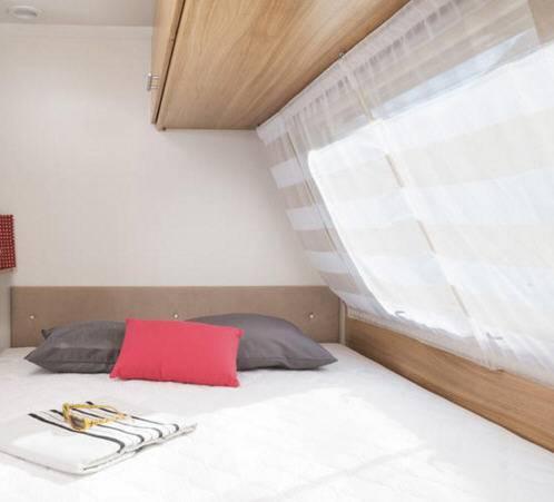 Sterckeman Starlett 430 CP - Interior