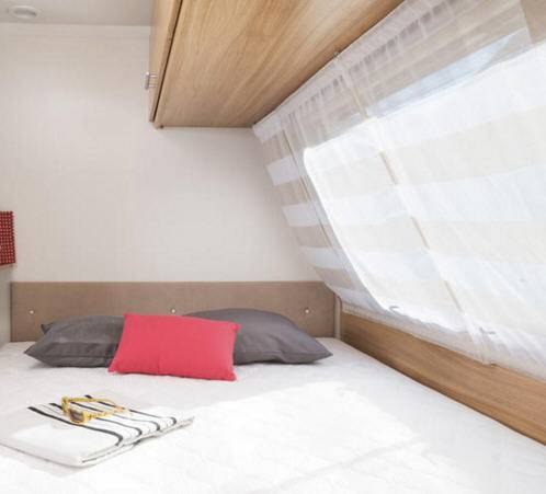 Sterckeman Starlett 470 CP - Interior