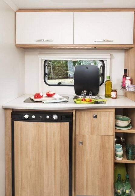 Sterckeman Starlett Comf 420 CP - Interior