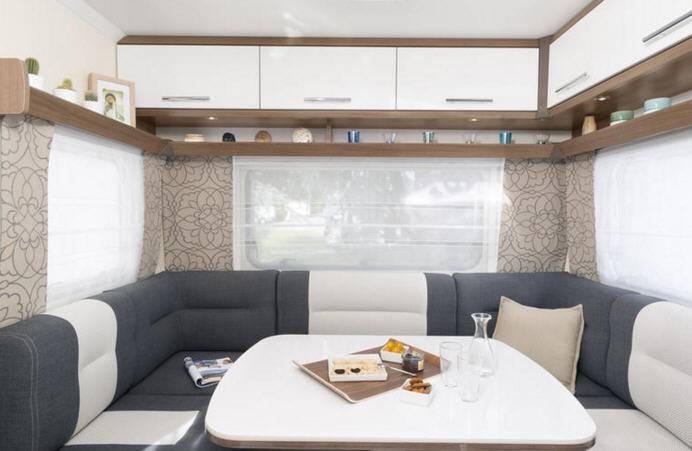 Sterckeman Alize Concept 460 LJ - Interior
